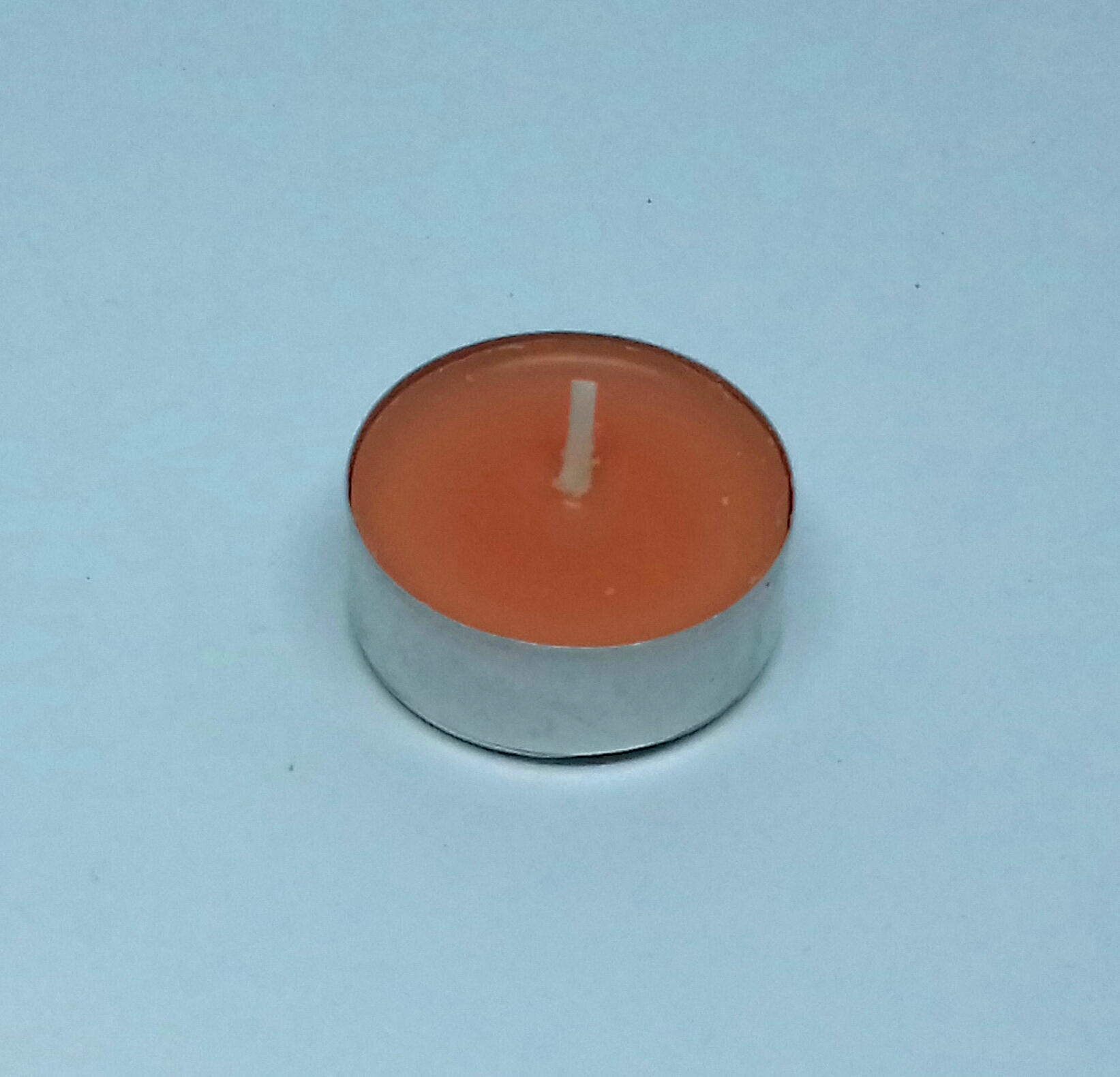 Scented Candle - Peach and Orange