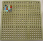 15x15mm Mosaic Tile Grid
