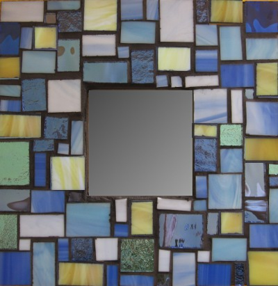 Breezy Mosaic Mirror Kit